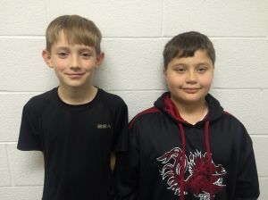 Welcome to future Troop members Johnathan & John!